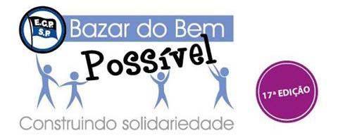 BAZAR DO BEM POSSIVEL 17ª edição