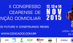 ONCAD – Congresso Cearense de Atenção Domiciliar